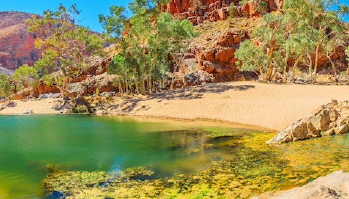 Ormiston Gorge Central Australia